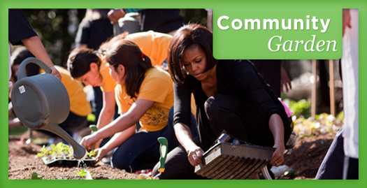 Community Garden Checklist Lets Move