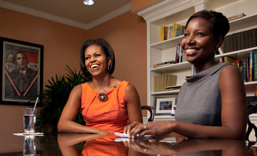 The First Lady Answers Your Questions
