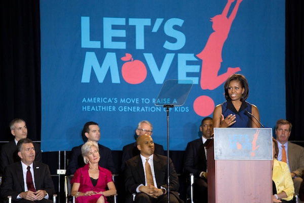 FLOTUS Commitments Announcement image