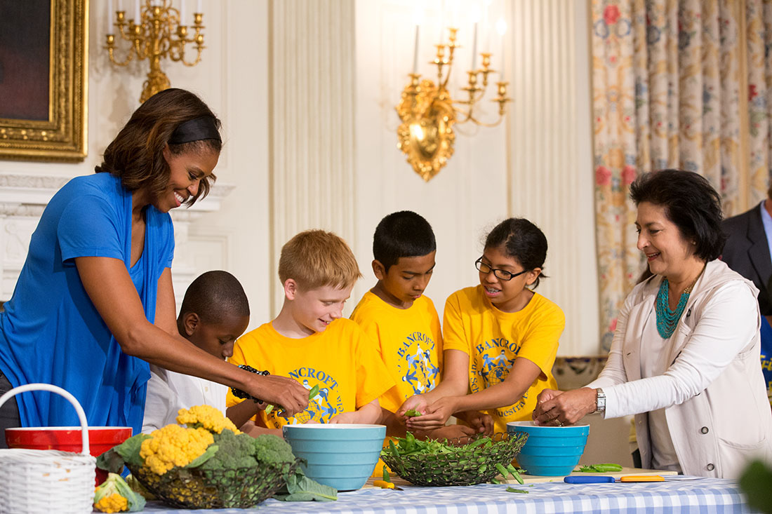 From white house kitchen garden to state dining room the 2014 from white house kitchen garden to state dining room the 2014 garden harvest dzzzfo