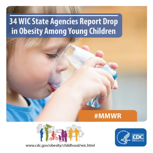 Obesity Decreasing Among Young Children In Wic Let S Move