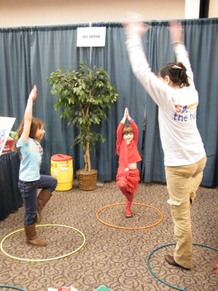 Jewish Community Center Uses CATCH for Their Early Childhood Curriculum