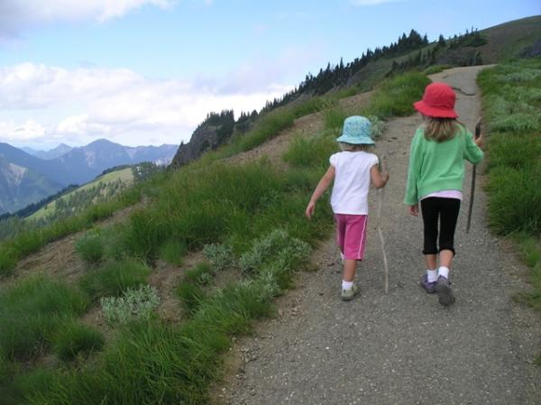 Get Moving Outside: Nature Hikes
