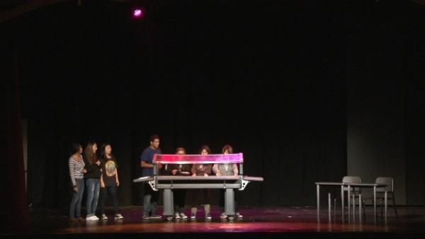 Mind Your Manners: LAUSD's High Schoolers Perform a Food Safety Skit