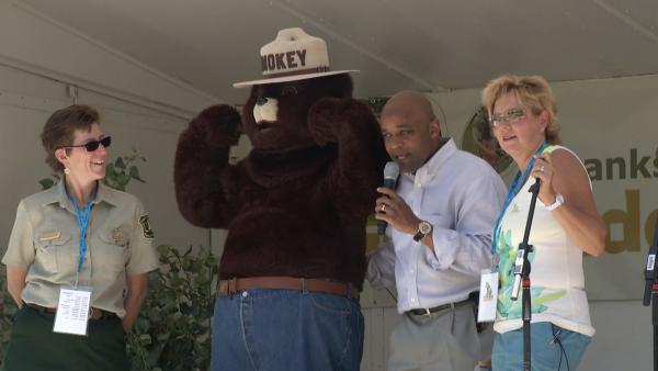 Smokey and the Mayor