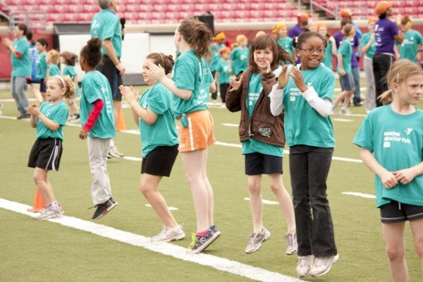 YMCA's Healthy Kids Day®