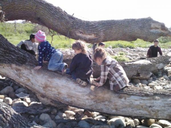 Children at Play: Nature and the Coulsa Indian Community