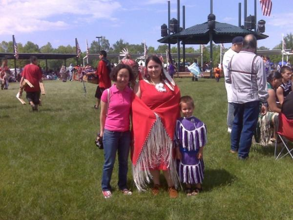 White Earth Nation Reservation Pow Wow