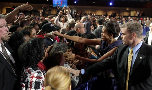 Michelle Obama at Northland Church in Orlando, FL