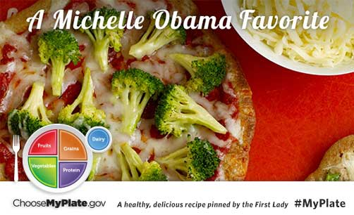 First Lady Michelle Obama shares her favorite healthy recipes